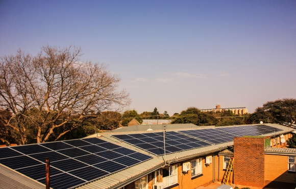 60 kW – Silwerjare Old Age Home, South Africa