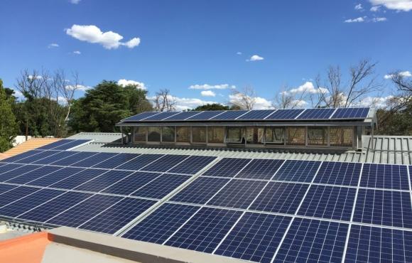 17 kWp – Klerksdorp, Africa
