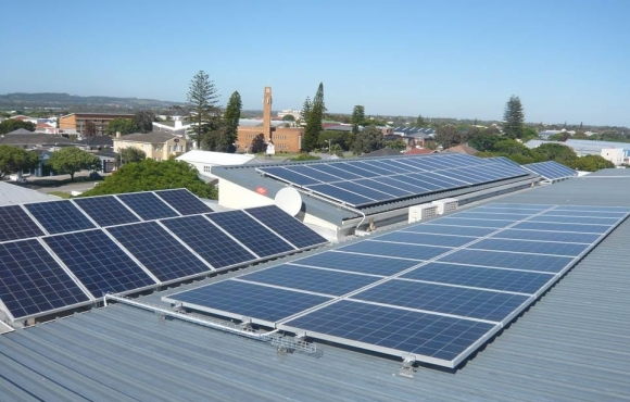 360 kWp – Johannesburg, Africa